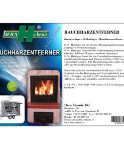 Hera Chemie rauchharzentferner