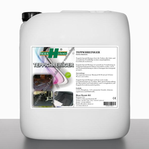 Hera Chemie spezial teppichreiniger