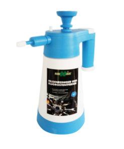 Hera Chemie Sprüher mit Mechanischen Pumpendruck Säurefest 1,5L