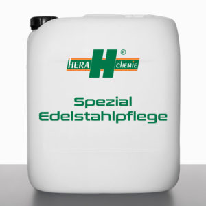 Spezial Edelstahlpflege Hera Chmie