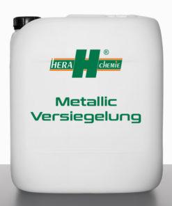 Spezial Metallic Versiegelung Hera Chemie