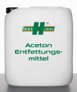 Aceton Entfettungsmittel Hera Chemie