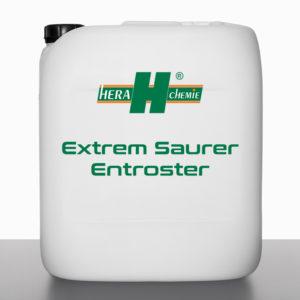 Extrem Saurer Entroster Hera Chemie