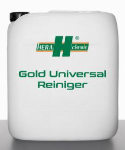 Gold Universal Reiniger Hera Chemie