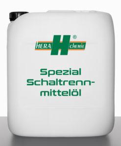 Spezial Schaltrennmittelöl Hera Chemie