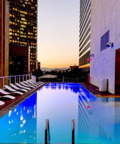 Hotel and gastro